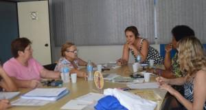 O Comitê de Organização do evento se reuniu o último dia 6 em Campinas-SP